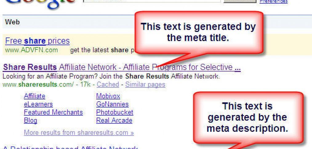 SEO Help: Meta Tags Titles, Descriptions & Keywords ...
